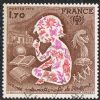 France SG2289 1979 International Year of the Child 1f.70 good/fine used